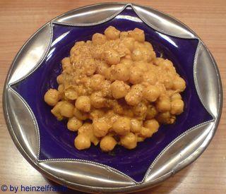 Hiltls Indischer Kichererbsen-Salat